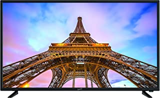 """SuperSonic SC-4014K LED Widescreen 4K Ultra HDTV 40"""" Flat Screen with USB Compatibility and HDMI Input: Built-in Digital Noise Reduction, (2020 Model)"""