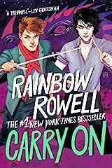 Carry On (Simon Snow Trilogy Book 1) Kindle Edition