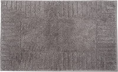 Baltic Linen Ultra 100% Cotton Rug, 20 x 30-inch, Grey
