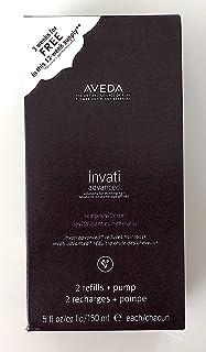 AVEDA Invati Advanced, Scalp Revitalizer Duo Pack 2 Refills, per stuk verpakt (1 x 300 ml)