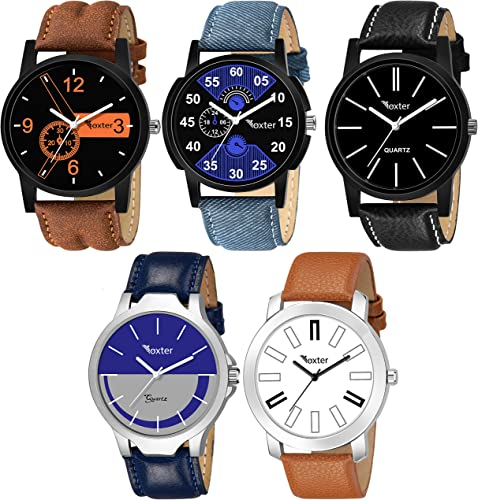 01253034 Watch Combo Analog Watch