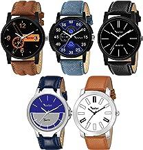 Foxter 01253034 Analog Combo Men's Watch (Multicolour)
