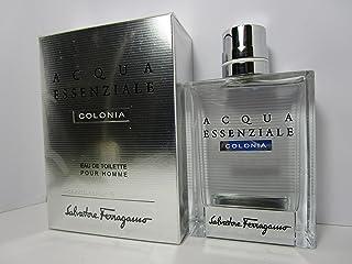 Salvatore Ferragamo Acqua Essenziale Colonia Eau De Toilette Spray For Men 100Ml/3.4Oz