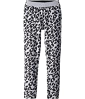 Stella McCartney Kids - Niamh Heart Cheetah Fleece Jogger (Little Kids/Big Kids)