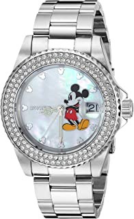 Women's Disney Limited Edition Quartz Watch with Stainless-Steel Strap