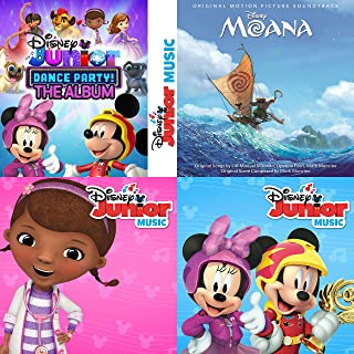 Disney Junior and More