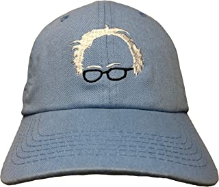 Bernie Sanders Outline - Embroidered Ball Cap