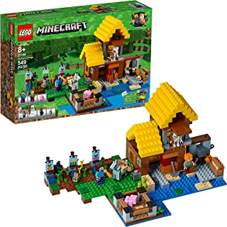 lego farm cottage