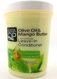 elasta qp mango butter leave in conditioner