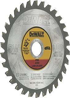 DEWALT 5-1/2-Inch Metal Cutting Blade (DWA7770)