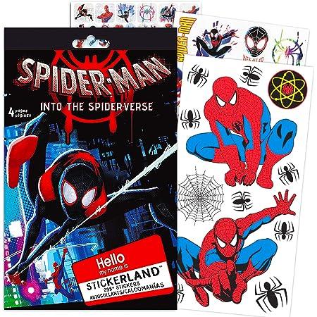 Panini SPIDER-MAN far from home sticker 2 x display//72 Sacchetti