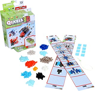 (Space) - Qixels 3D Refill - Space Command