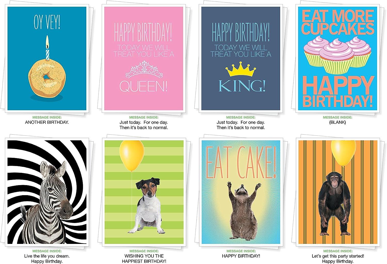 Apartment 2 Cards Sortiert Geburtstag Karten, von 8 Grußkarten Grußkarten Grußkarten B00R2RAMXE | Export  18ec6c