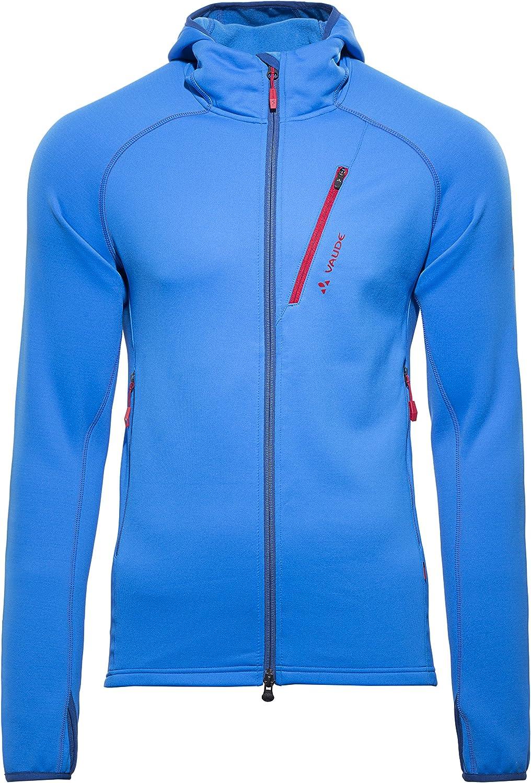 OFFicial shop VAUDE Dealing full price reduction Men's Basodino Hooded Jacket