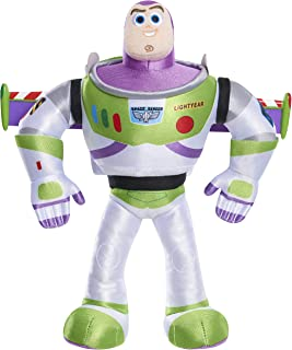 Disney Pixar's Toy Story 4 High-Flying Buzz Lightyear Feature Plush
