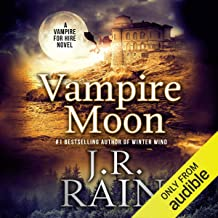 Vampire Moon: Vampire for Hire, Book 2
