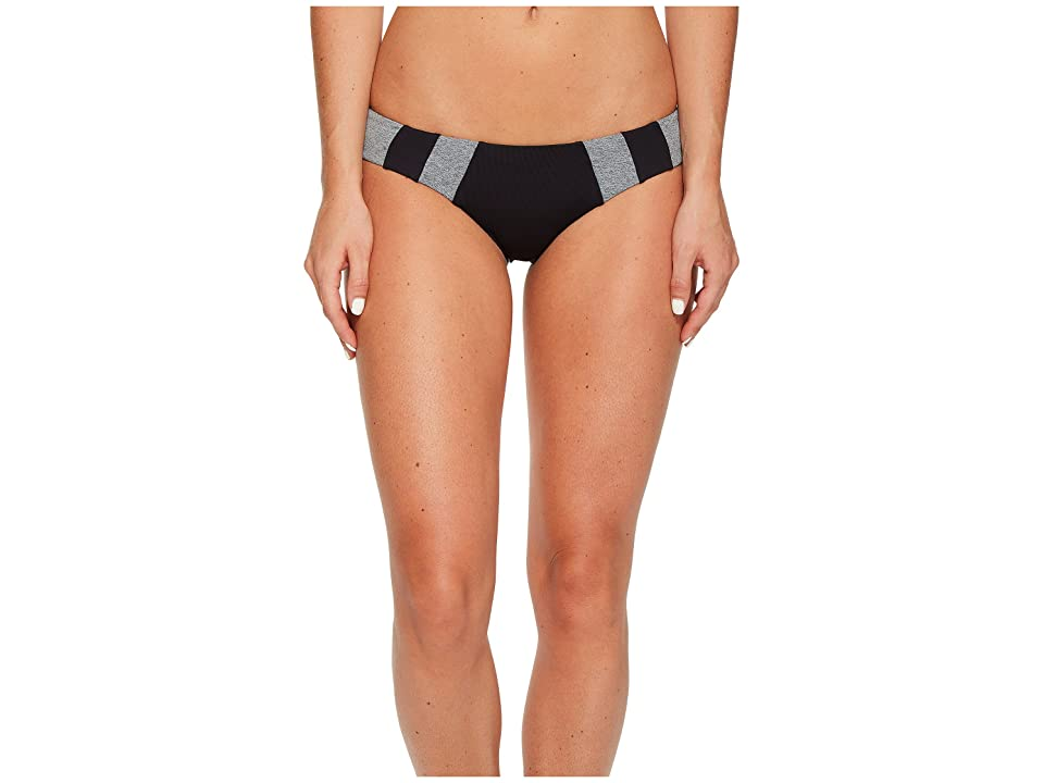 Rip Curl Mirage Active Luxe Hipster Bikini Bottom (Black) Women