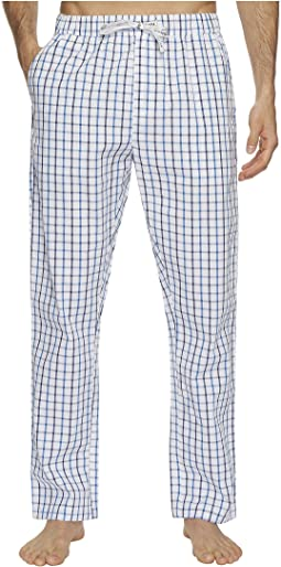 Mini Windowpane Lounge Pants