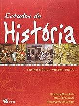 Estudos de História Ensino Médio Volume único de Ricardo Moura Faria e Outros pela Ftd (2010)
