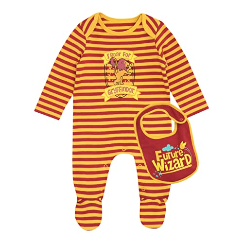 b2fdc67a2 HARRY POTTER Baby Boys' Gryffindor Footies ...