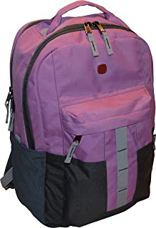 SwissGear Ero 16 Laptop Backpack Travel School Bag Pink
