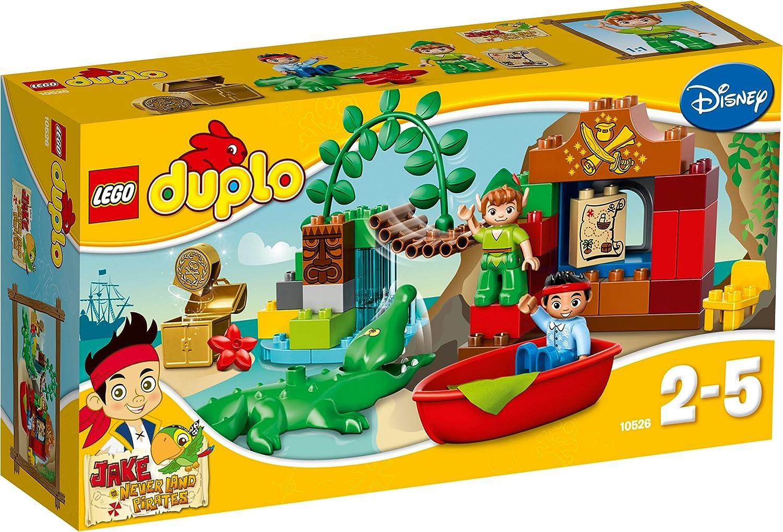 el estilo clásico LEGO Duplo - Jake la Visita Visita Visita de Peter Pan, Juego de construcción (10526)  minorista de fitness