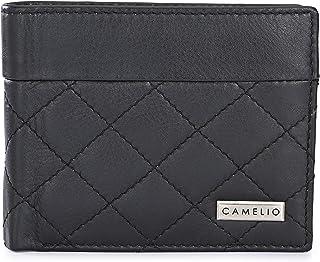 Camelio Black Men's Wallet (CAM-BL-051)