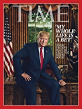 Time Magazine (July 1, 2019) President Donald Trump Cover