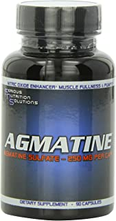 Serious Nutrition Agmatine XT 500mg, 90 Count