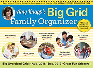 Best the busy family calendar 2018 Reviews