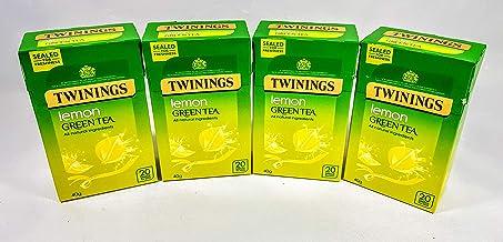 Twinings - Lemon Green Tea - 40g (Case of 4)
