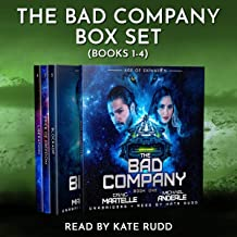 The Bad Company Boxed Set: Books 1 - 4