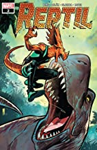 Reptil (2021) #2 (of 4) (English Edition)