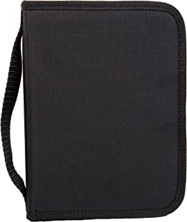 Uncle Mike's Small Notebook/Day Planner Conceal Carry Case Holster, Black