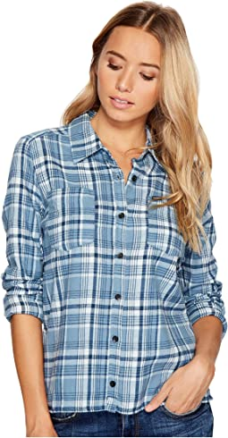 Hurley - Wilson Long Sleeve Button Up