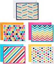 AMERICAN GREETINGS 5672263 Greeting Bundle, Bright Pattern Cards with Envelopes
