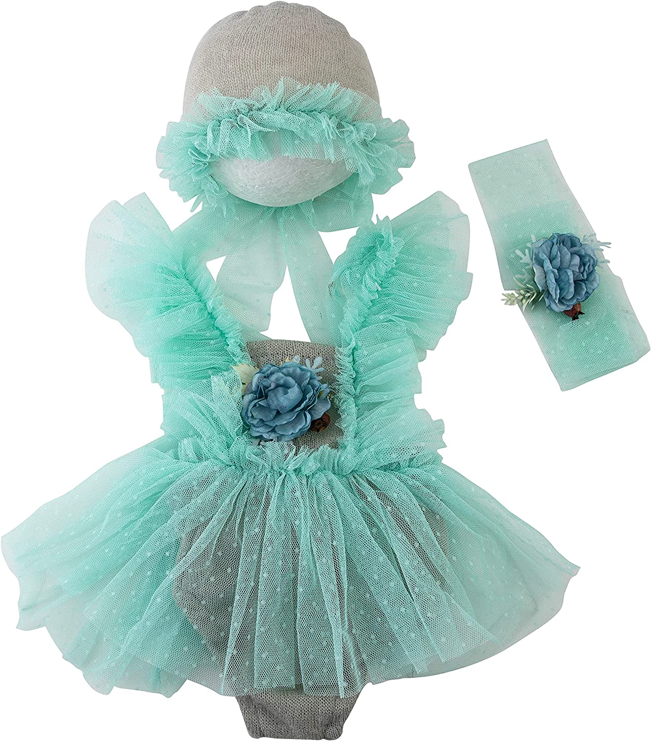 Newborn Photography Prop Outfits Portland Mall Girl Outfit Complete Free Shipping Set Baby Lace
