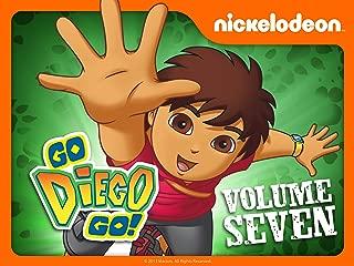 Go, Diego, Go! Volume 7
