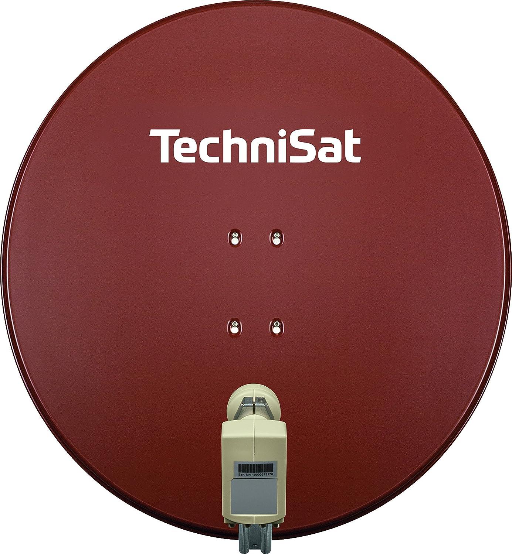 TechniSat SATMAN 850 Plus - Antena parabólica con LNB (85 cm ...