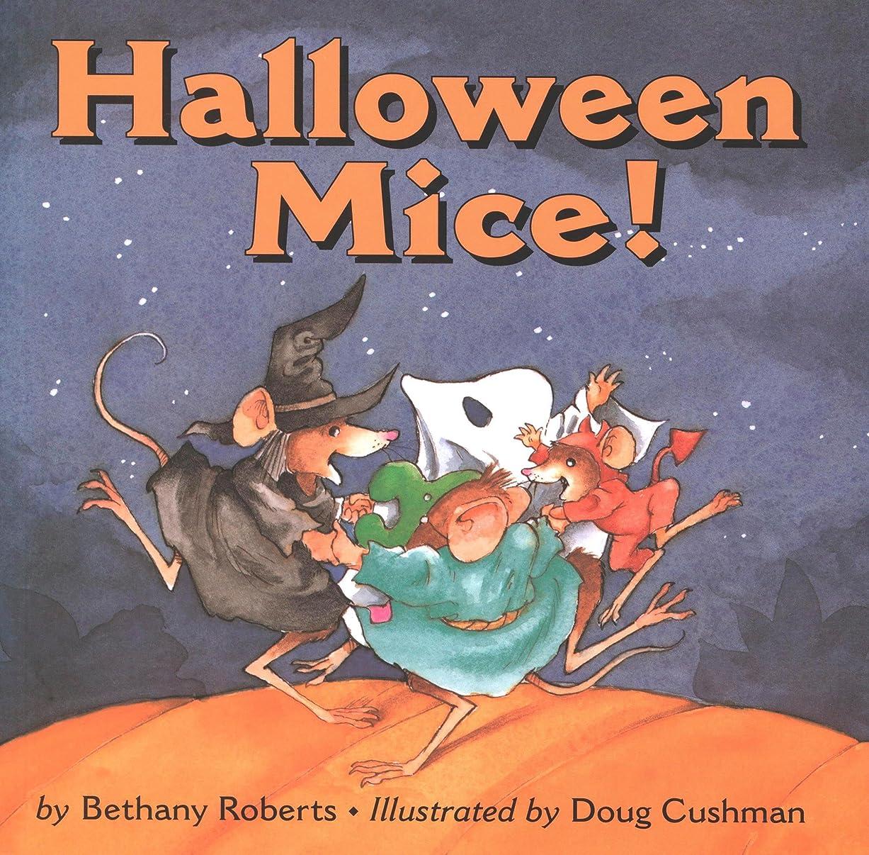 簡単にドラフト議題Halloween Mice! (English Edition)