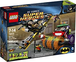 LEGO Superheroes 76013 Batman: The Joker Steam Roller