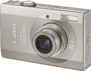 Canon Digital IXUS 90 IS Digitalkamera (10 Megapixel, 3 fach opt. Zoom, 7,6 cm (3') Display, Bildstabilisator)