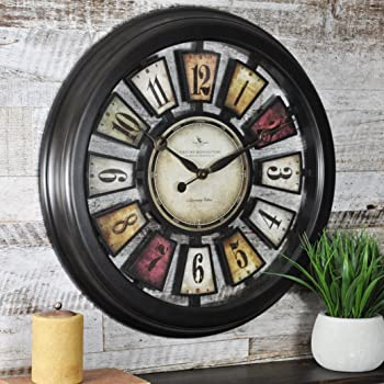 """A-10 Warthog 14/"""" Wall Clock Hand Made in the USA with American Steel"""
