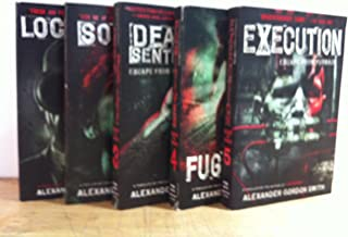 Escape From Furnace 5 Book Set - Books 1 through 5