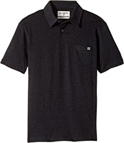 Billabong Kids - Standard Issue Polo (Big Kids)