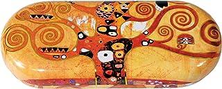 "Etui na okulary""Klimt - The Tree Of Life"" metalowe"