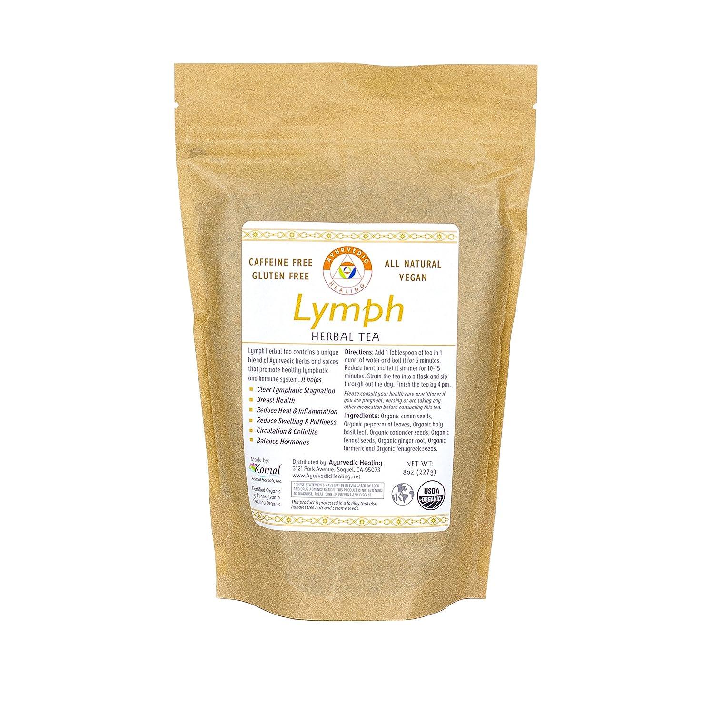 lymph detox tea