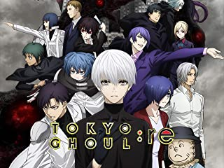 Tokyo Ghoul:re, Season 3, Pt. 2 (Simuldub)