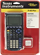 Texas Instruments TI-83 Plus Graphing Calculator (Renewed)