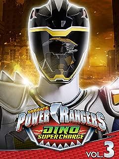 Power Rangers: Dino Super Charge - Volume 3